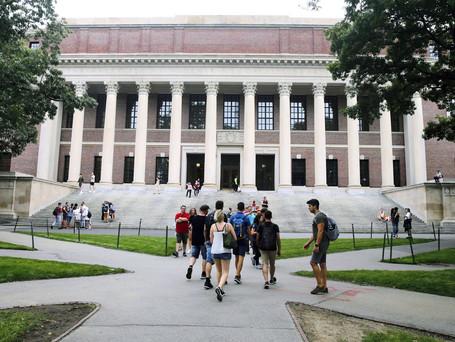 Appeals court rejects affirmative action lawsuit against Harvard