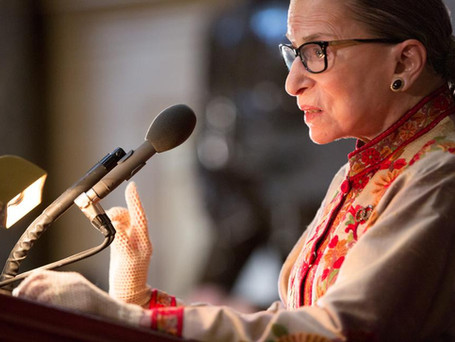 Ruth Bader Ginsburg's Key Cases That Paved The Way For Financial Equality