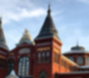Arts and Industries Building Washington DC | DC Design Tours