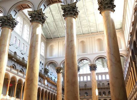 National Building Museum | Design Spotlight |Volume 2