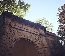 Meridian Hill Park | Washington DC Architecture Tours | DC Design Tours