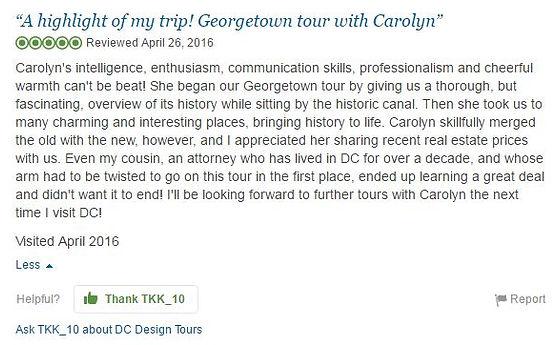 Washington DC Architecture Tours