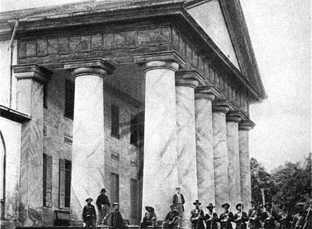 Montgomery Meigs: Visionary of Arlington Cemetery