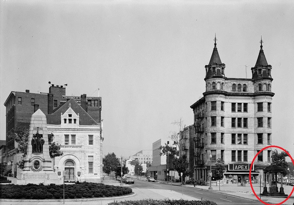 Pennsylvania Avenue 1969