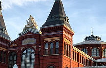 Arts & Industries Building | DC Design Tours