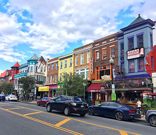 Washington DC Neighborhood Walking Tours