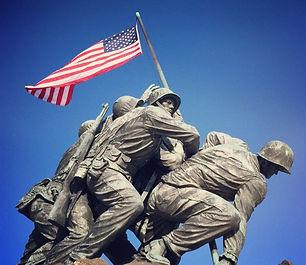 Iwo Jima Memorial Washington DC   DC Design Tours