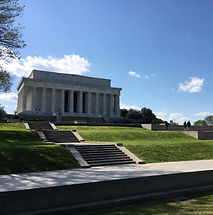 Lincoln Memorial | DC Design Tours