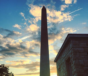 Washington Monument   DC Design Tours