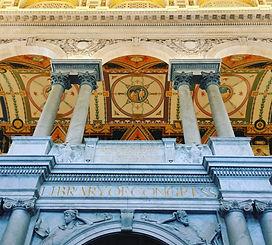 Library of Congress | Washington DC Architecture Tours | DC Design Tours