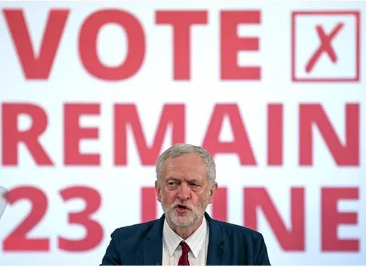 What Corbyn Got Wrong About Brexit