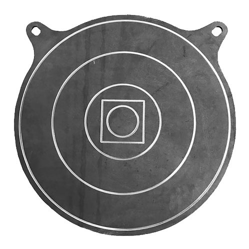 "1/4"" x 20"" 1,000 Yard Engraved Competition Gong"