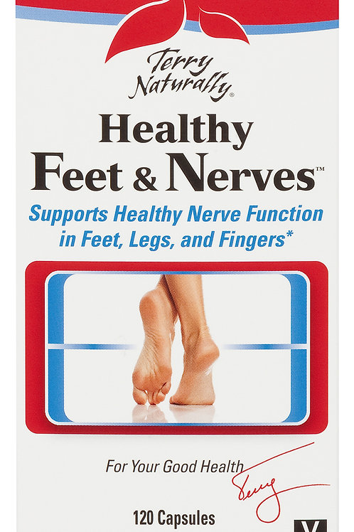 HEALTHY FEET& NERVES 120ct
