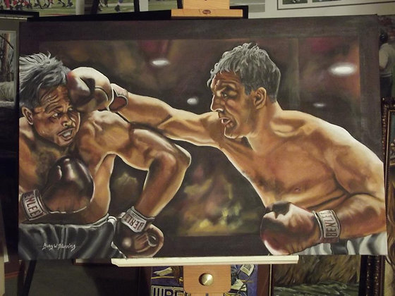 The Battle/ Rocky Marciano