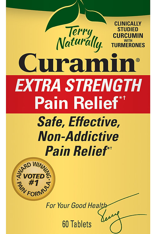 CURAMIN (EXTRA STRENGTH) 60ct