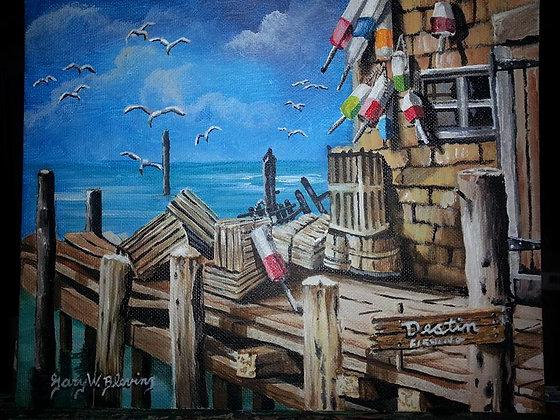 Destin Dock