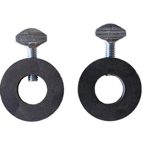 Pair of Simple Stand Collars