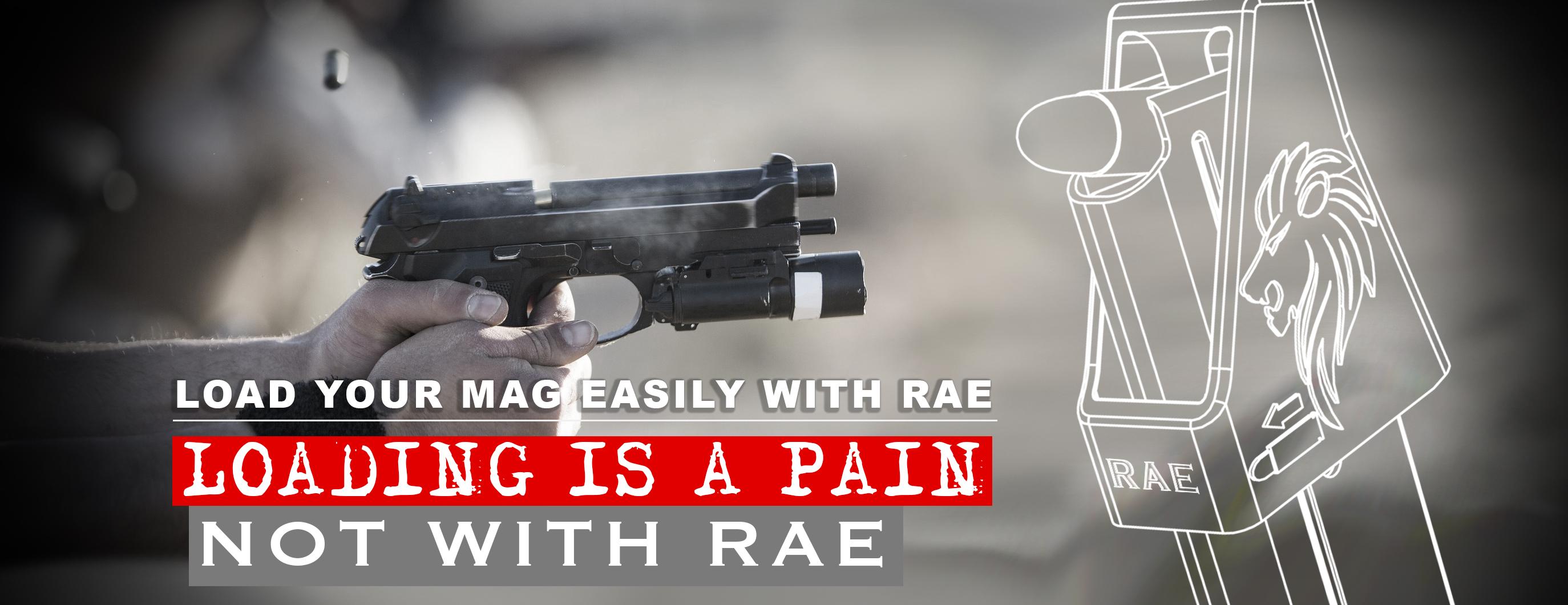 pistol Rae
