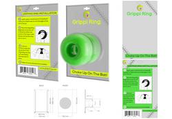 Grippi Ring 3D upwork
