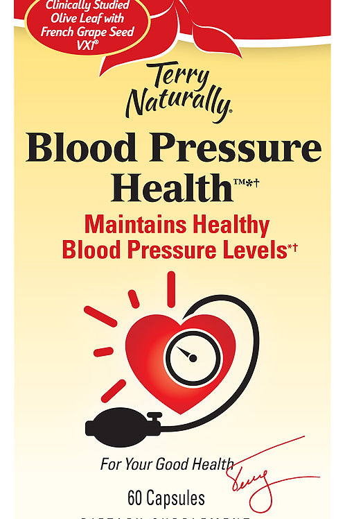 BLOOD PRESSURE HEALTH 60ct