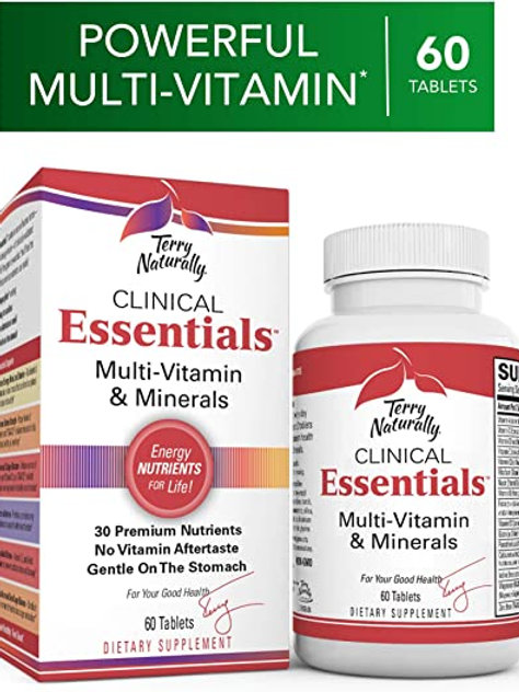 Clinical Essentials™ 60 Tablets
