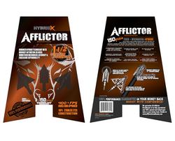 Afflictor Hybrid X together