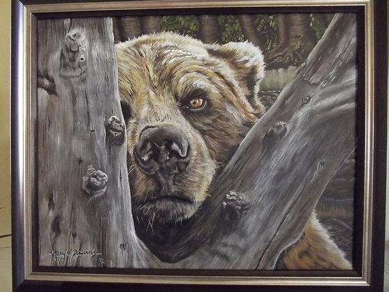 Bearly Scene