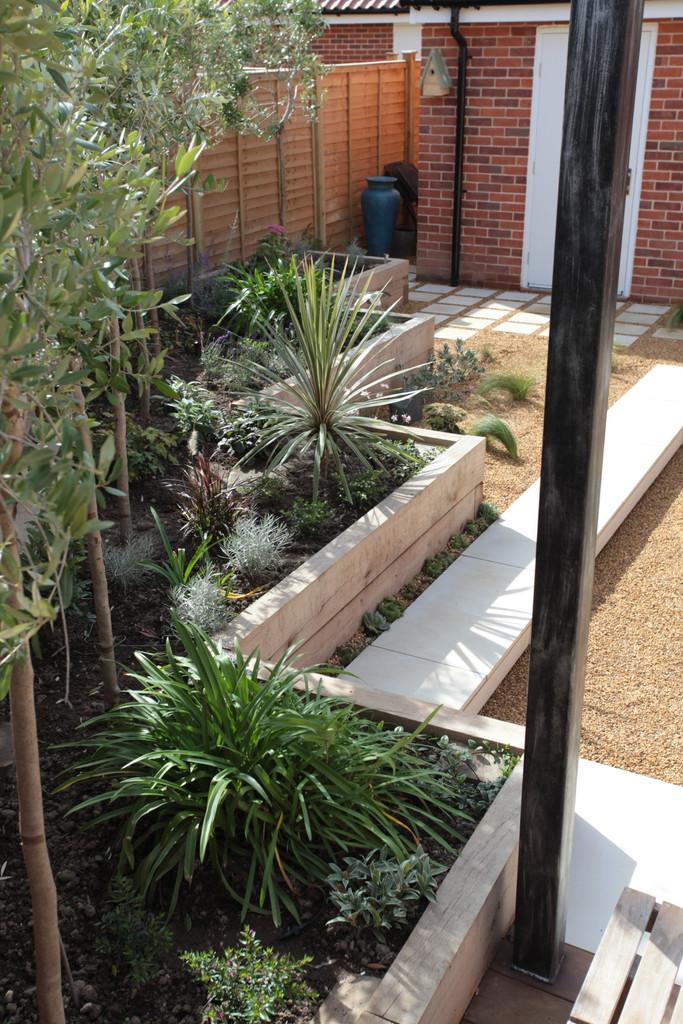 garden designer hunstanton