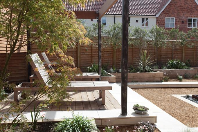 garden design holt