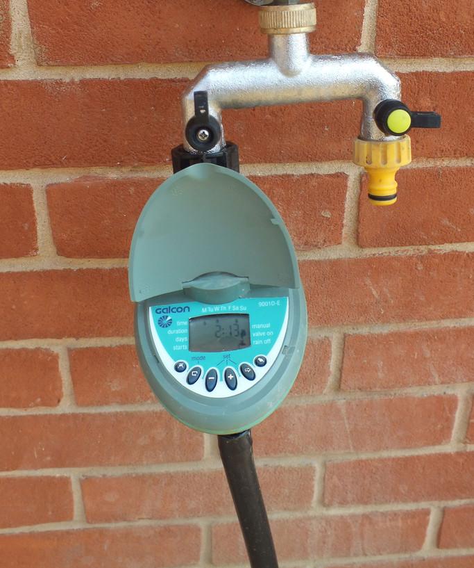 irrigation system installer norwich