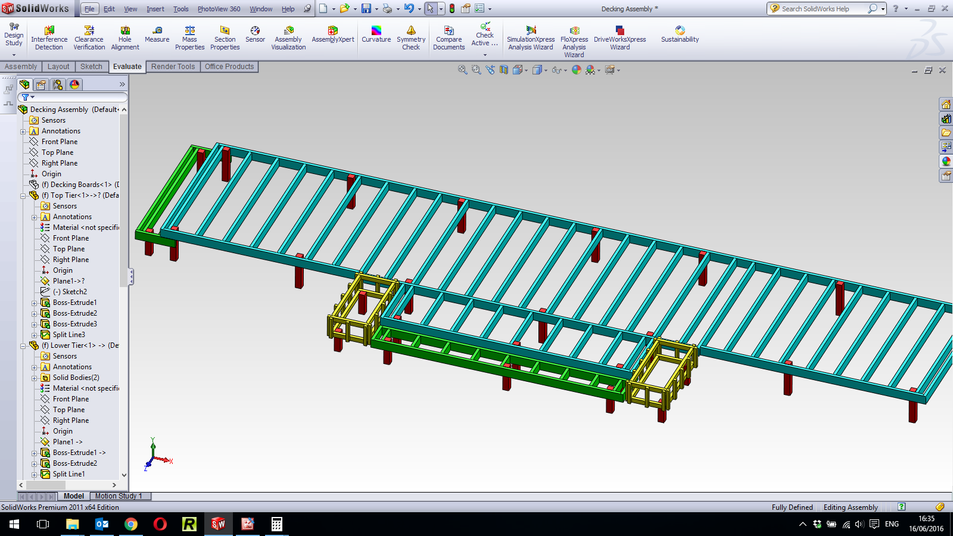 Deck design norwich