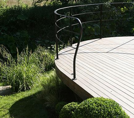 garden designed and landscaped in norwich, norfolk