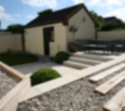 garden designed and landscaped in norwich, norfolk