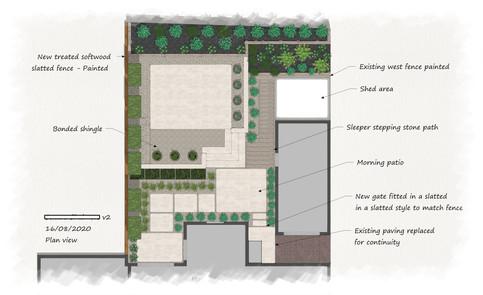 garden designers burnham market norfolk.
