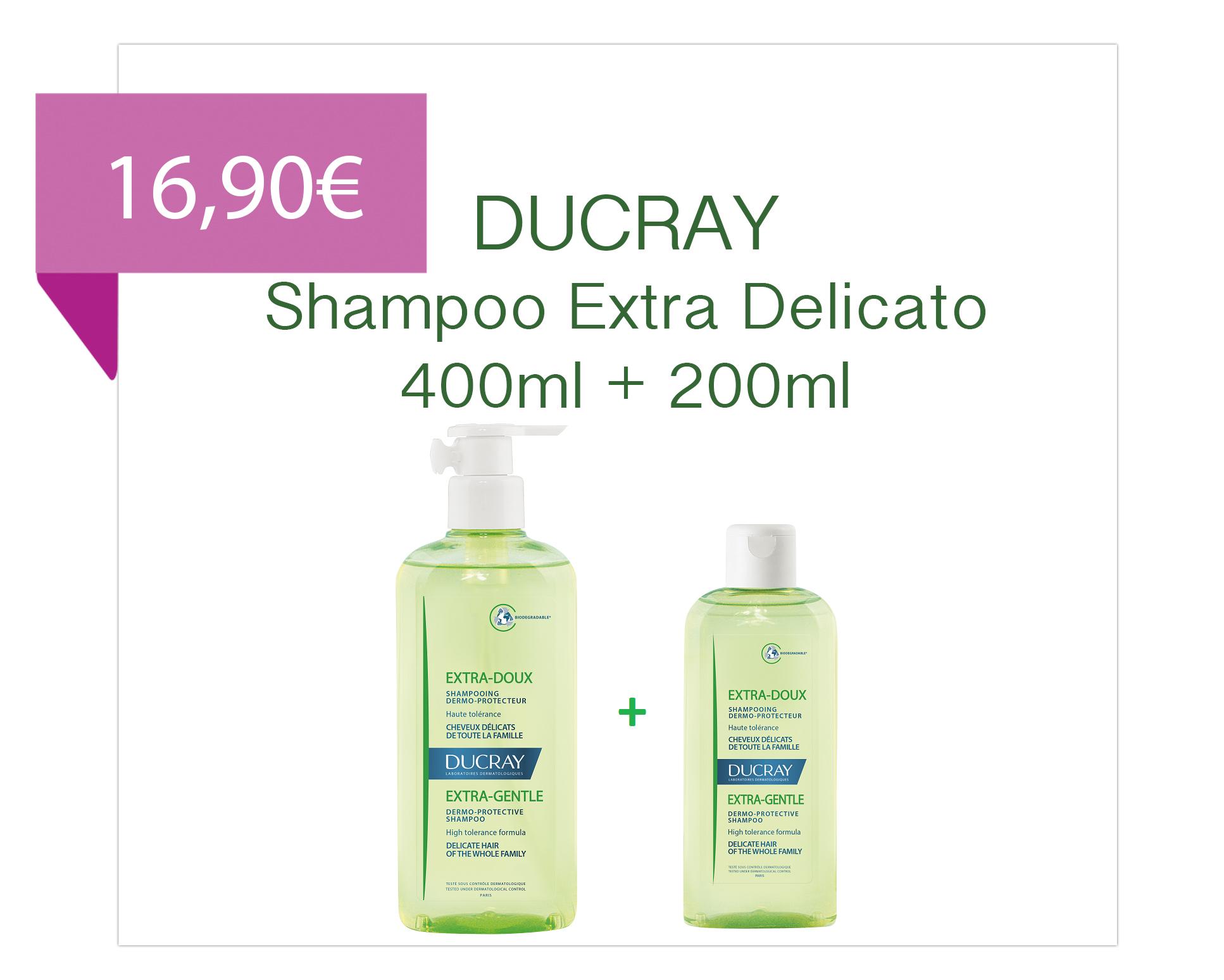ducray extra