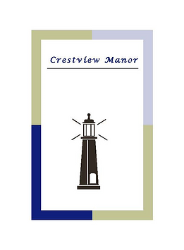 Crestview Manor Logo