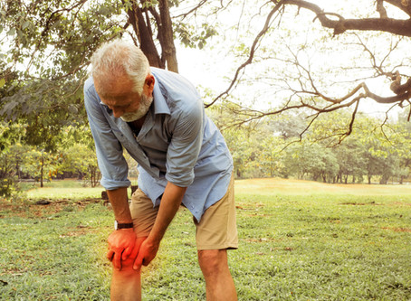 Arthritis and Physiotherapy - exercise, total knee replacements and stem cell therapy.