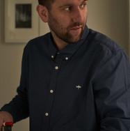 Robert Carr as JAMES DAY (11/5/21)