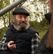 John McQuiston as JOHN MacKENZIE (27/4/21)
