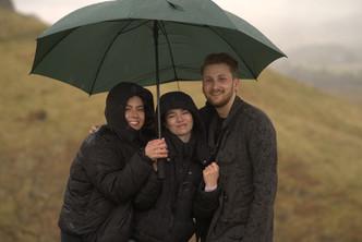 Sophie, Lauren and Director