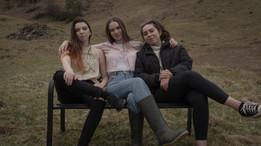 Emily, Lauren and Sophie