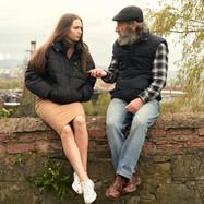 Annabel McCusker & John McQuiston as LAUREN WALKER & JOHN MacKENZIE (27/4/21)