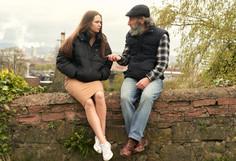 Lauren and John