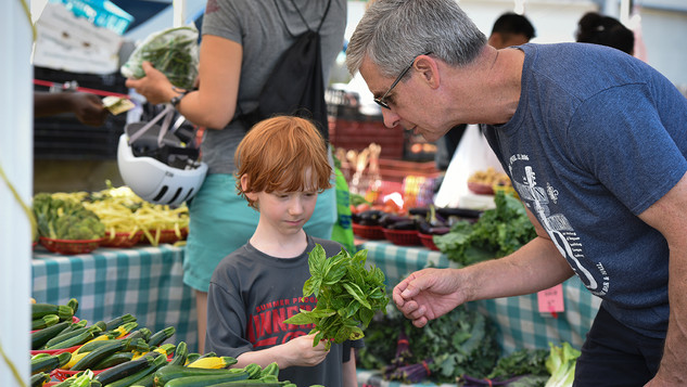 Twin Cities Farmers Market