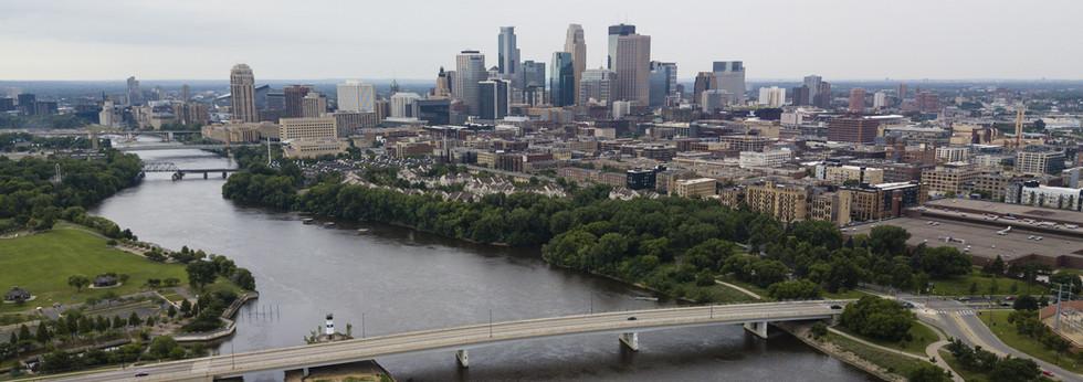 Minneapolis Skylines