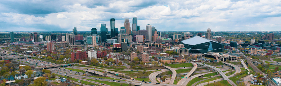 Minneapolis Skyline Photos