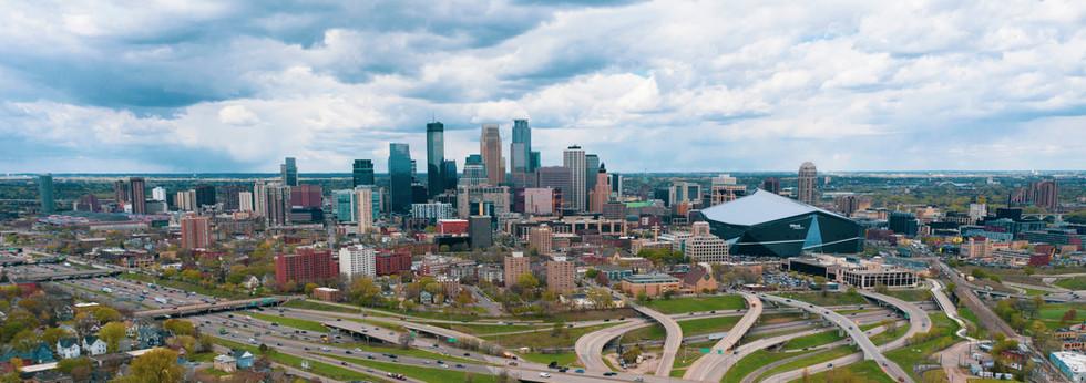 Minneapolis Skyline Photos