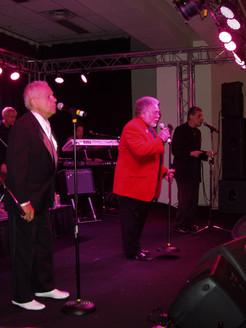 Joey Dee, Larry Chance, & Bobby Valli li