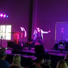 Award-Winning Elvis Tribute Artist Jeff Krick, Jr.