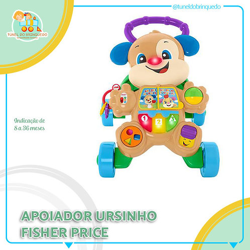 Apoiador Cachoarrinho - Fisher Price